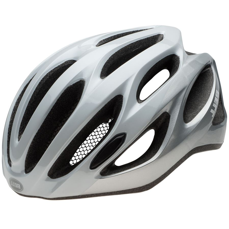 Bell Draft cykelhjelm - Nem justering - GRATIS FRAGT