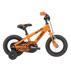 "12"" MBK Bob drengecykel - Mat Orange."