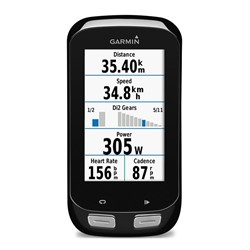 Garmin Edge 1000 Bundle cykelcomputer.