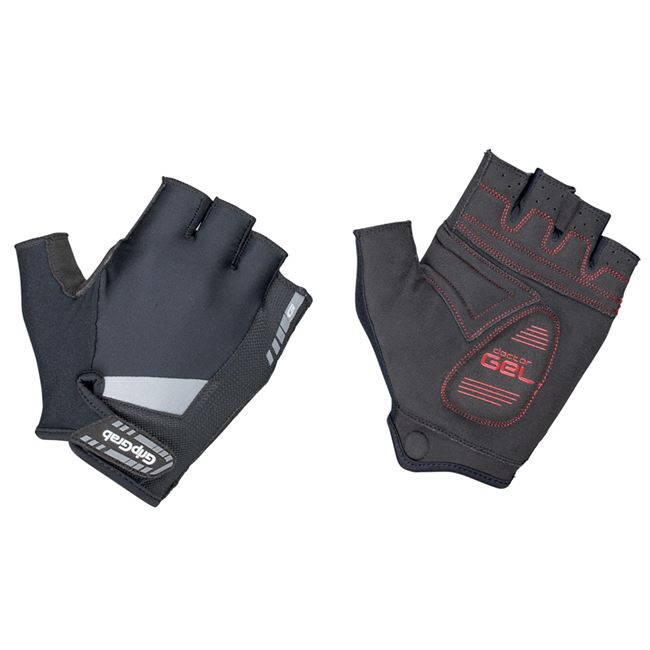 GripGrab SuperGel - Black - S.