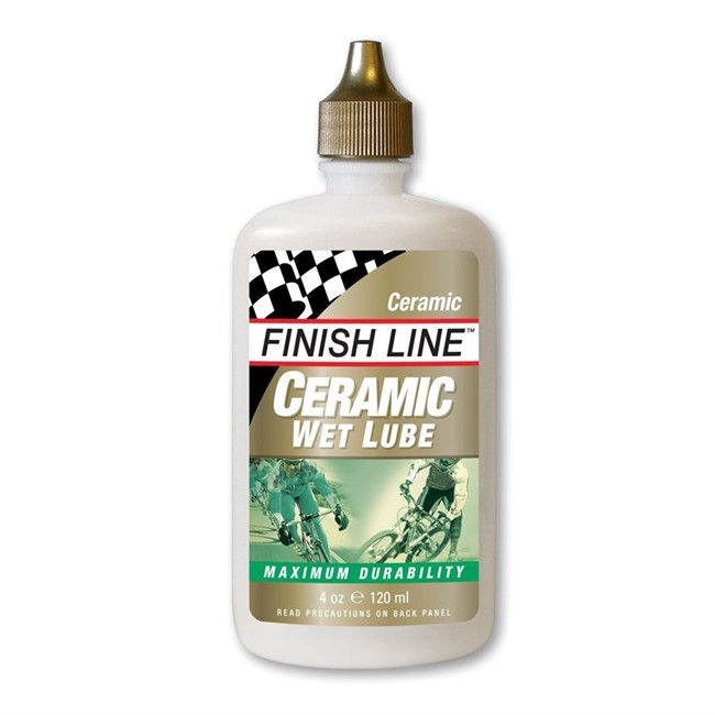 Finish Line Ceramic Wet cykelolie.