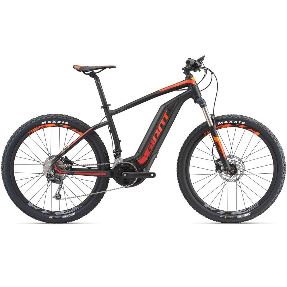 Giant Dirt-E+ 2 mountainbike elcykel - RENTEFRI FINANS