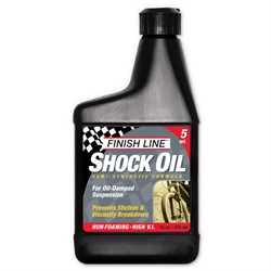 Finish Line Shock Oil forgaffelolie