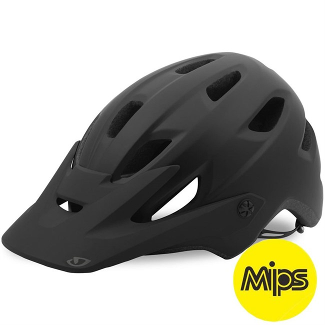 Giro Chronicle Mips - Black - 51-55 cm.
