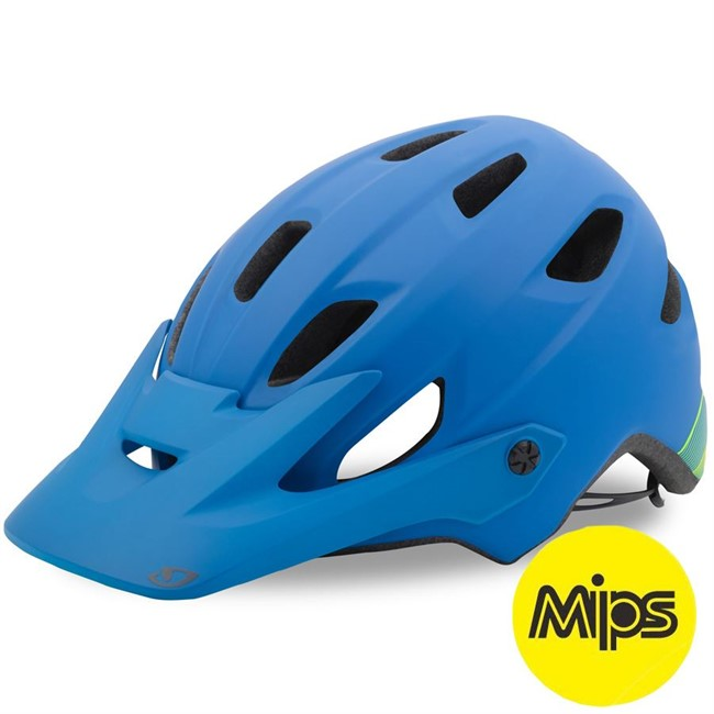 Giro Chronicle Mips - Blue - 55-59 cm.
