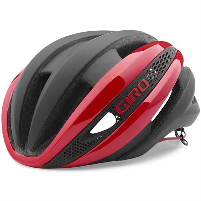Giro Synthe - Red/Black - 55-59 cm.