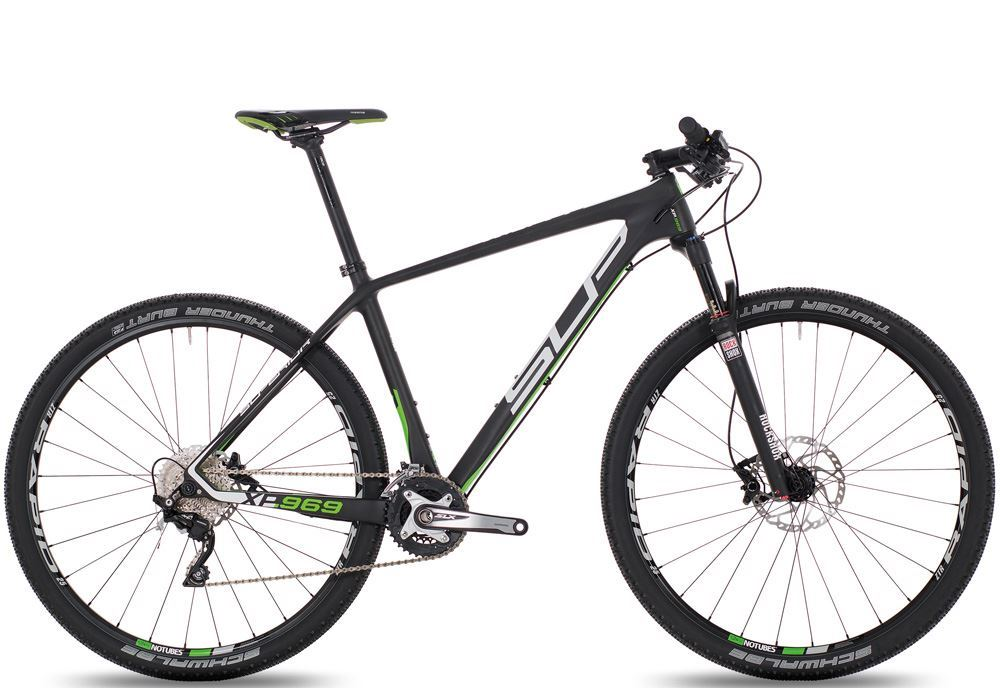 Mountainbike hardtail