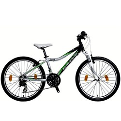 "Rock Machine Surge 24"" drengecykel."