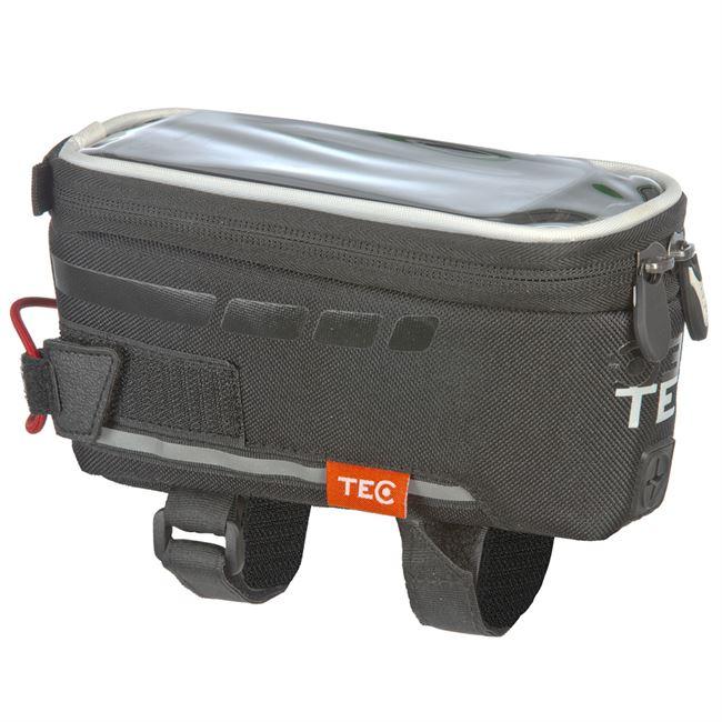 TEC steltaske med smartphonevindue. | steltaske
