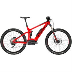 Mountainbike elcykel - Trek, Giant og Superior MTB.