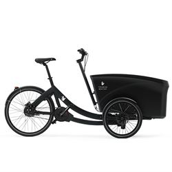 Triobike Boxter Mid Drive el ladcykel.